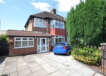 Thumbnail 4 bed semi-detached house for sale in Mather Avenue, Allerton, Liverpool