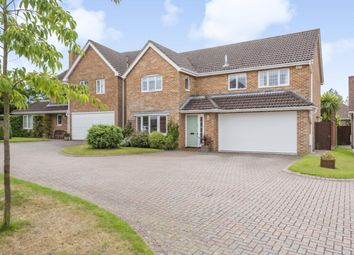 Thumbnail 4 bed detached house for sale in Marden Way, Petersfield
