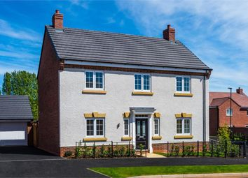 "Thumbnail 4 bed detached house for sale in ""Stainsby"" at Starflower Way, Mickleover, Derby"