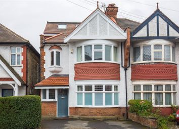 Thumbnail 6 bedroom semi-detached house to rent in East End Road, East Finchley