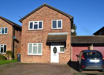 Thumbnail 4 bed detached house for sale in Wenlock Way, Thatcham