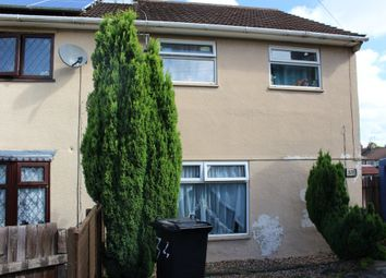 Thumbnail 3 bedroom semi-detached house for sale in Roborough Green, Leicester