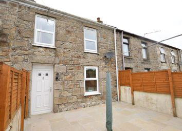 Thumbnail 2 bed terraced house for sale in Centenary Row Middle, Camborne, Cornwall