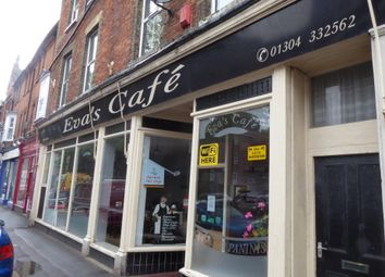 Thumbnail Restaurant/cafe to let in London Road, Dover