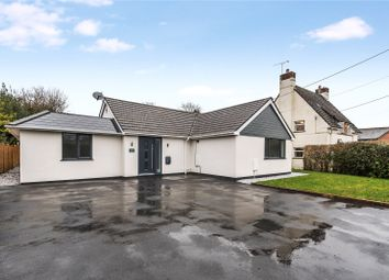 Thumbnail 4 bed bungalow for sale in Station Road, Alderholt, Fordingbridge