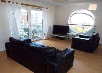 Thumbnail 2 bedroom flat to rent in Judkin Court, Century Wharf, Cardiff
