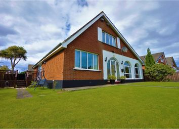 Thumbnail 4 bed detached house for sale in Belgravia Gardens, Bangor