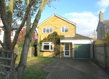 Thumbnail 3 bedroom detached house for sale in Green Street, Royston