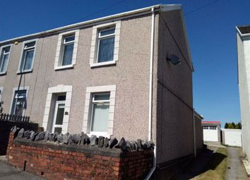 Thumbnail 3 bed terraced house for sale in Middle Road, Cwmdu, Swansea