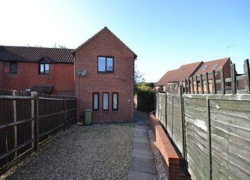 Thumbnail 2 bed end terrace house to rent in Robertson Close, Shenley Church End, Milton Keynes, Buckinghamshire