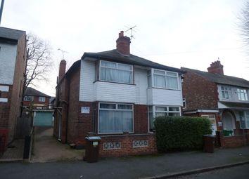 Thumbnail 3 bedroom semi-detached house for sale in Allington Avenue, Nottingham