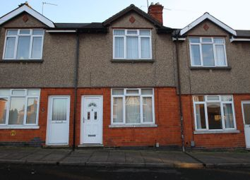 Thumbnail 2 bed terraced house for sale in Naseby Street, Northampton