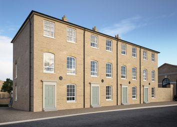 Thumbnail 3 bed town house for sale in Coningsby Place, Poundbury