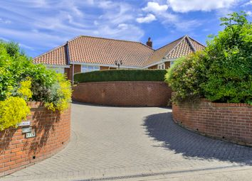 Thumbnail 3 bed detached bungalow for sale in Elmswell, Bury St Edmunds, Suffolk