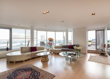 3 bed flat for sale in New Providence Wharf, Blackwall E14