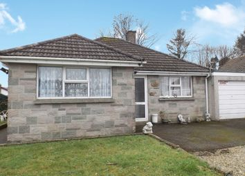 Thumbnail 2 bed detached bungalow for sale in Edgecumbe Road, Roche, St. Austell