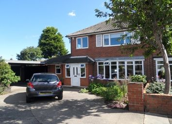 Thumbnail 4 bed semi-detached house to rent in Green Close, North Shields