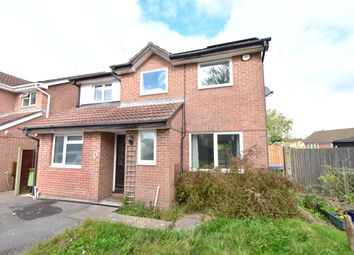 Thumbnail 5 bed detached house for sale in Briarwood Close, Fareham