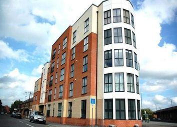 Thumbnail 2 bedroom flat to rent in City Road, Derby