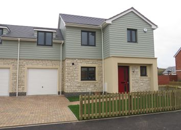 Thumbnail 4 bedroom semi-detached house for sale in Gentian Way, Pemberly, Weymouth