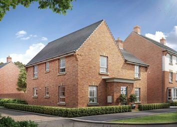 "Thumbnail 4 bed detached house for sale in ""Lincoln"" at Armstrongs Fields, Broughton, Aylesbury"