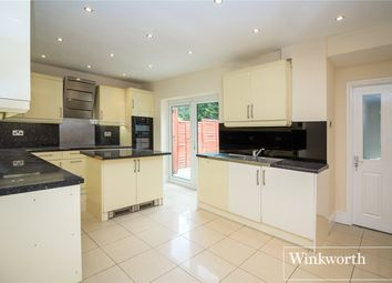 Thumbnail 4 bed terraced house to rent in Gateshead Road, Borehamwood, Hertfordshire