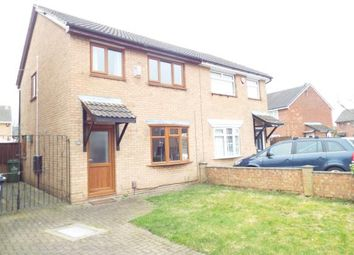 Thumbnail 3 bed semi-detached house for sale in Simonside, Widnes, Cheshire