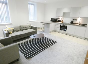 Thumbnail 2 bed flat to rent in West Cliff, Preston