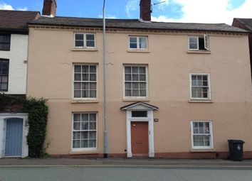 Thumbnail 1 bed flat to rent in Beacon Street, Lichfield
