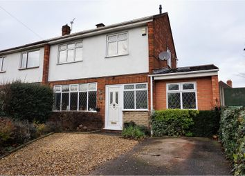 Thumbnail 4 bedroom semi-detached house for sale in Blackhalve Lane, Wolverhampton
