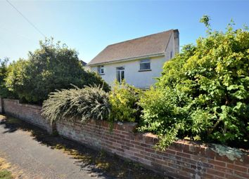 Thumbnail 4 bed detached house for sale in Grange Road, Plymouth, Devon