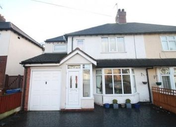 Thumbnail 4 bed property to rent in Westbourne Avenue, Cannock