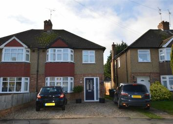 Thumbnail 3 bed semi-detached house for sale in Winton Crescent, Croxley Green, Rickmansworth Hertfordshire