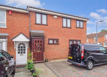 Thumbnail 3 bed end terrace house for sale in Millhaven Close, Chadwell Heath, Essex