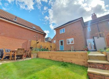 Thumbnail 3 bed semi-detached house for sale in Spinners Way, Shepshed, Leicestershire