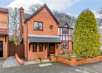 Thumbnail 4 bed detached house for sale in Almond Way, Hyde