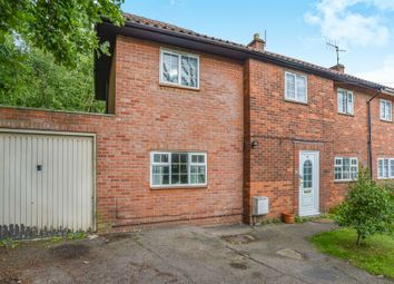 Thumbnail 4 bed semi-detached house for sale in Ludwick Way, Welwyn Garden City
