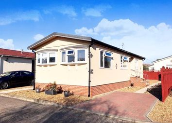 Thumbnail 1 bedroom mobile/park home for sale in Denny End Road, Waterbeach, Cambridgeshire