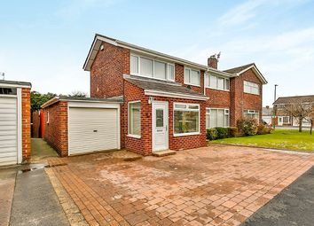 Thumbnail 3 bed semi-detached house for sale in Hilda Park, Chester Le Street
