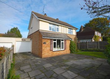 Thumbnail 4 bed detached house for sale in Private Road, Chelmsford