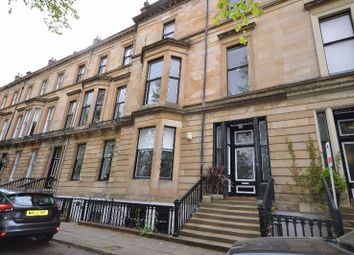 Thumbnail 2 bed flat for sale in Crown Gardens, Dowanhill, Glasgow