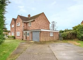 Thumbnail 3 bed semi-detached house for sale in Laburnum Close, Guildford, Surrey