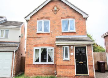 Thumbnail 3 bed detached house for sale in Deanwood Close, Whiston, Prescot