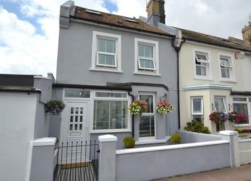 Thumbnail 4 bed end terrace house for sale in Carlton Road, Eastbourne