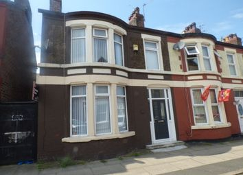 Thumbnail 3 bed property to rent in Orleans Road, Old Swan, Liverpool