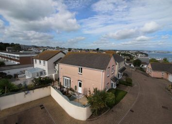 Thumbnail 4 bedroom detached house for sale in Fourview Close, Brixham