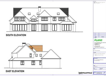 Thumbnail 5 bed detached house for sale in Hollymeoak Road, Chipstead, Coulsdon