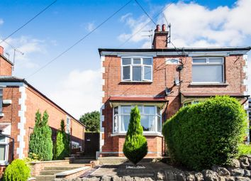 Thumbnail 2 bed semi-detached house for sale in St. Bartholomews Road, Nottingham