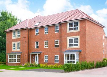 "2 bed flat for sale in ""Hornsea"" at Somerset Avenue, Leicester LE4"