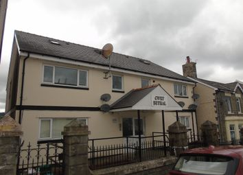 Thumbnail 2 bedroom flat for sale in William Street, Cilfynydd, Pontypridd